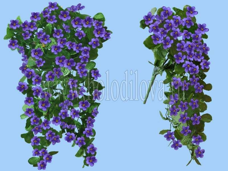 исскуственные лианы и свисающие растения для дома: